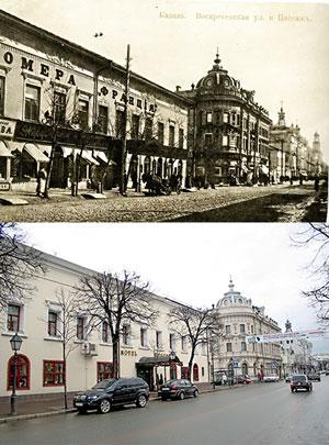 Гостиницы со столетней истори